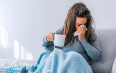 7 Natural Ways I Stop a Common Cold in its Tracks